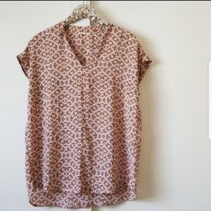 Anthropologie | Pleione | blouse size Large